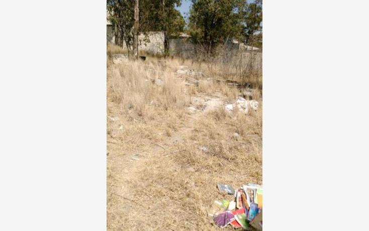 Foto de terreno habitacional en venta en camino a san jose chapulco 345, chapulco, puebla, puebla, 1817972 No. 01