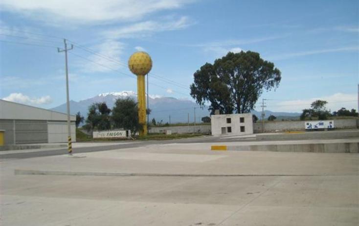 Foto de nave industrial en renta en  345, san miguel, san martín texmelucan, puebla, 535681 No. 05
