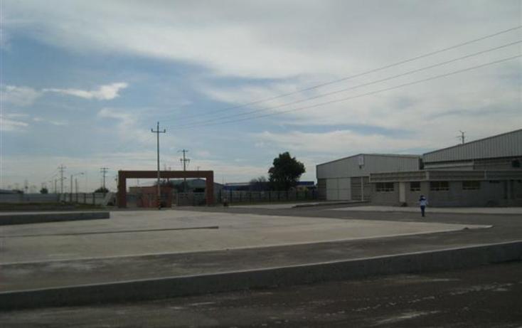 Foto de nave industrial en renta en  345, san miguel, san martín texmelucan, puebla, 535681 No. 09