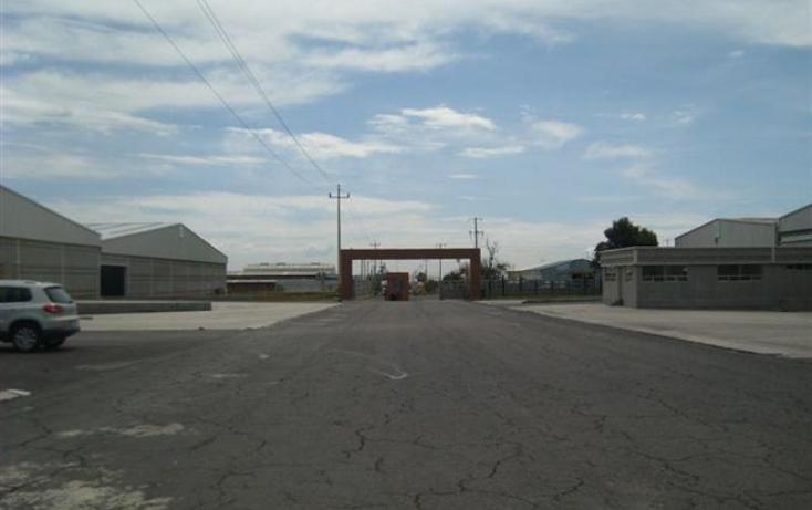 Foto de nave industrial en renta en  345, san miguel, san mart?n texmelucan, puebla, 535681 No. 13