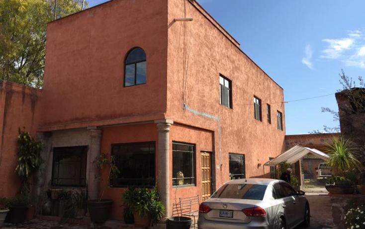Foto de casa en venta en  345, san miguel tres cruces, san miguel de allende, guanajuato, 802445 No. 02