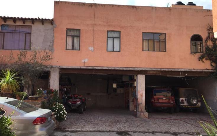 Foto de casa en venta en  345, san miguel tres cruces, san miguel de allende, guanajuato, 802445 No. 05