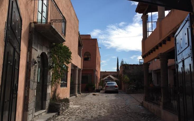 Foto de casa en venta en  345, san miguel tres cruces, san miguel de allende, guanajuato, 802445 No. 09