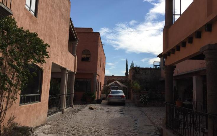 Foto de casa en venta en  345, san miguel tres cruces, san miguel de allende, guanajuato, 802445 No. 10