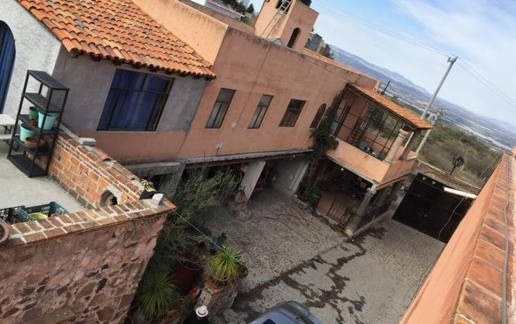 Foto de casa en venta en  345, san miguel tres cruces, san miguel de allende, guanajuato, 802445 No. 49