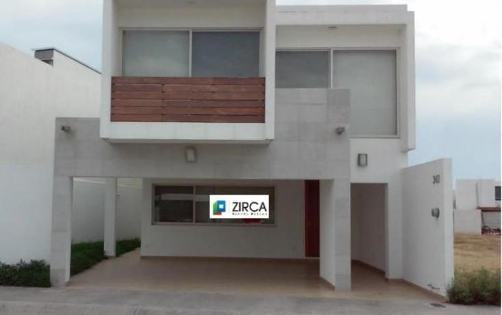 Foto de casa en renta en  347, puerta de hierro, irapuato, guanajuato, 1586396 No. 01
