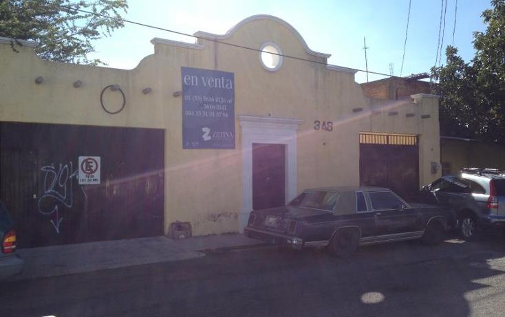 Foto de bodega en venta en  348, san isidro ejidal, zapopan, jalisco, 1744551 No. 11