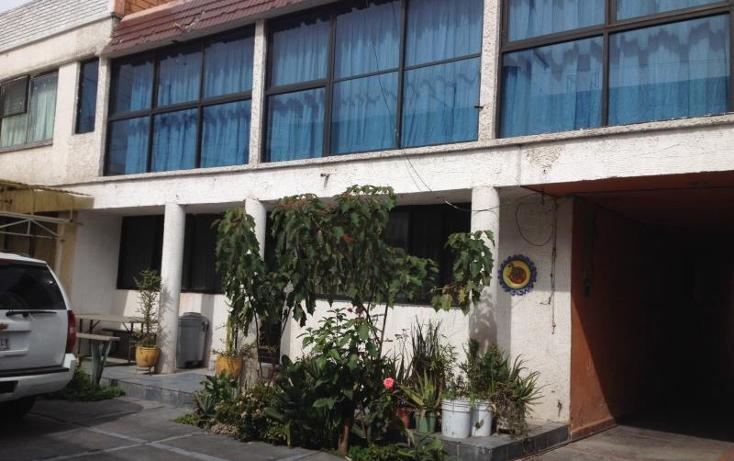 Foto de casa en venta en  3495, santiago, tláhuac, distrito federal, 1580556 No. 01