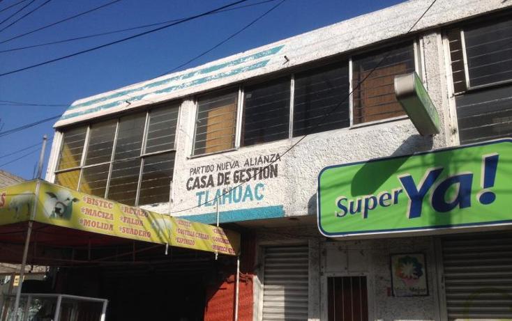 Foto de casa en venta en  3495, santiago, tláhuac, distrito federal, 1580556 No. 09