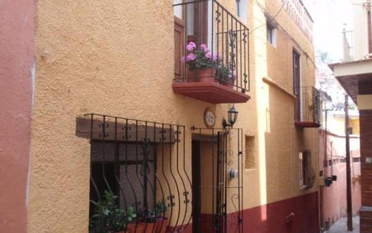 Foto de casa en venta en  35, guanajuato centro, guanajuato, guanajuato, 1819356 No. 01