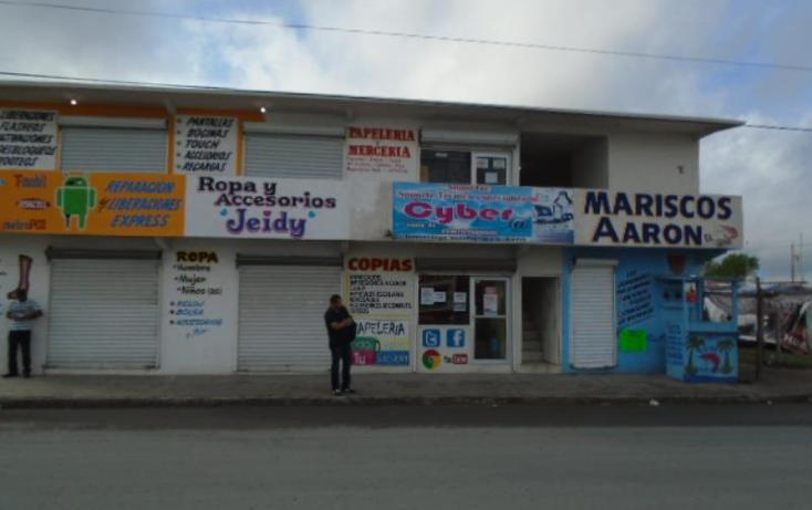 Foto de edificio en venta en  35, los palmares, matamoros, tamaulipas, 876247 No. 02