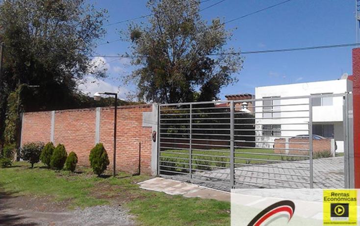 Foto de casa en renta en 35 sur sin numero, zerezotla, san pedro cholula, puebla, 590727 No. 28