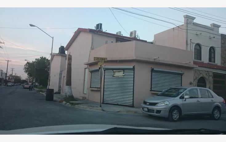 Foto de casa en venta en  350, hacienda las palmas ii, apodaca, nuevo león, 2025152 No. 01