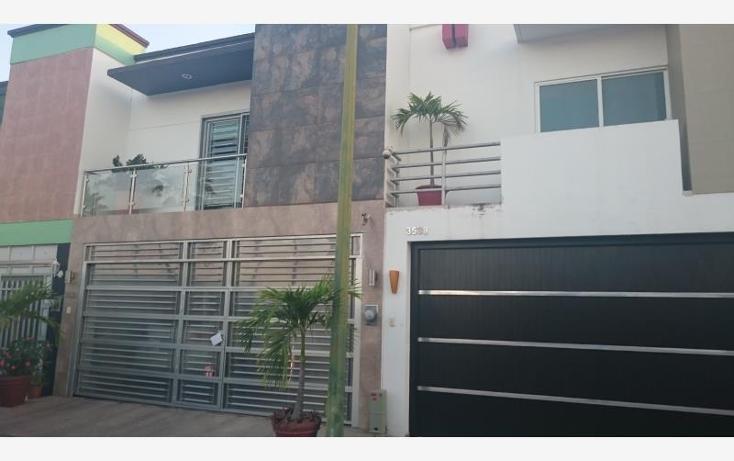 Foto de casa en venta en  3500, espacios barcelona, culiacán, sinaloa, 1763616 No. 01