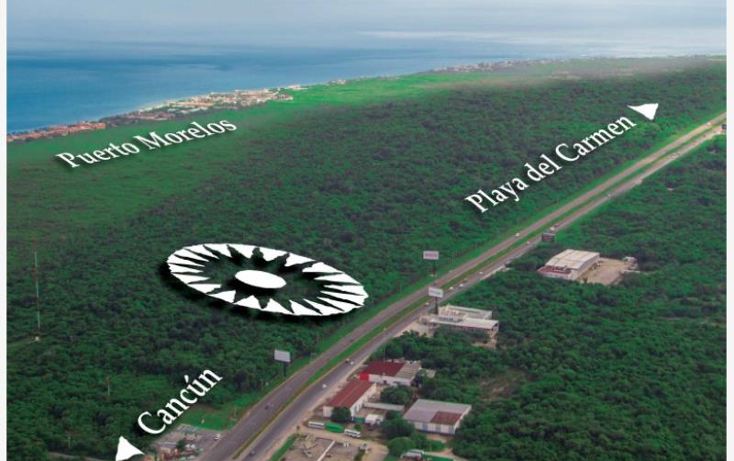 Foto de terreno habitacional en venta en  3500, puerto morelos, benito ju?rez, quintana roo, 1946556 No. 04