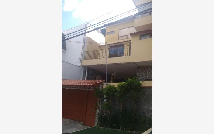 Foto de casa en renta en  3505, rincón de la paz, puebla, puebla, 2696279 No. 01