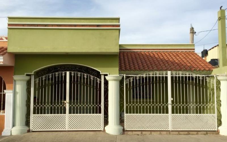 Foto de casa en venta en  3517, villa galaxia, mazatl?n, sinaloa, 1442397 No. 01