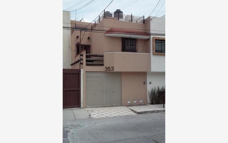 Foto de casa en venta en  353, loma verde, san luis potos?, san luis potos?, 1954194 No. 01