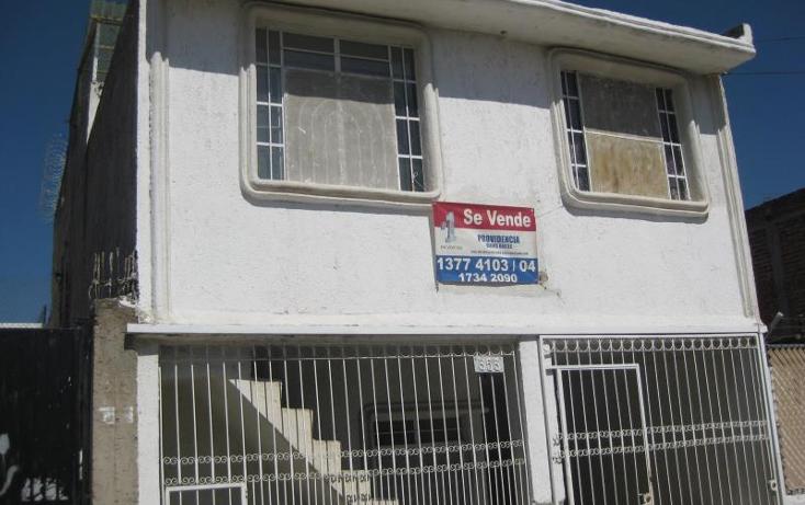 Foto de casa en venta en  353, villas de guadalupe, zapopan, jalisco, 1815430 No. 01
