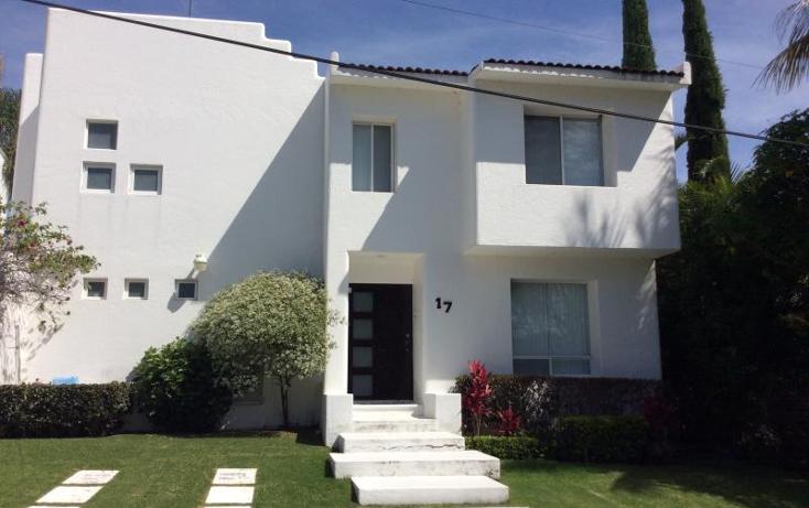 Foto de casa en venta en  354, lomas de cocoyoc, atlatlahucan, morelos, 1563316 No. 01