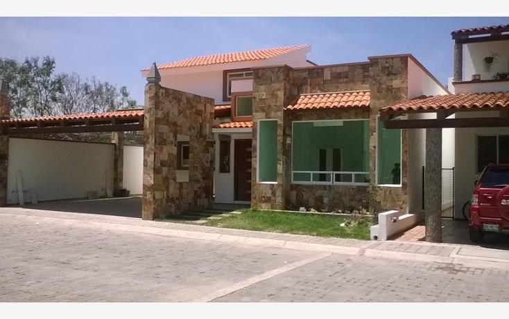 Foto de casa en venta en  356, jardines de san diego 2da. secci?n, san pedro cholula, puebla, 1952786 No. 01