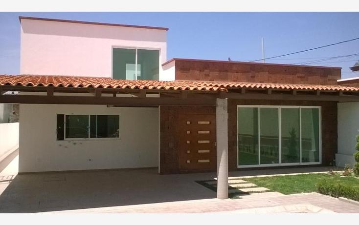 Foto de casa en venta en  356, jardines de san diego 2da. secci?n, san pedro cholula, puebla, 1952786 No. 03