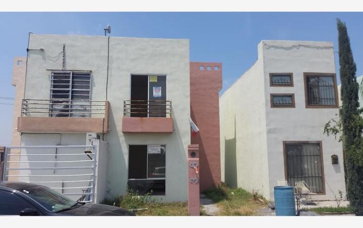 Foto de casa en venta en  356, renaceres residencial, apodaca, nuevo león, 1826004 No. 01