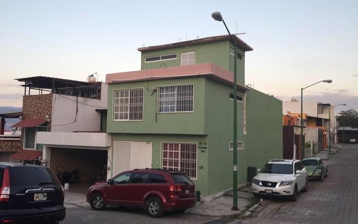 Foto de casa en venta en  357, lomas del sauce, tuxtla guti?rrez, chiapas, 1583556 No. 01