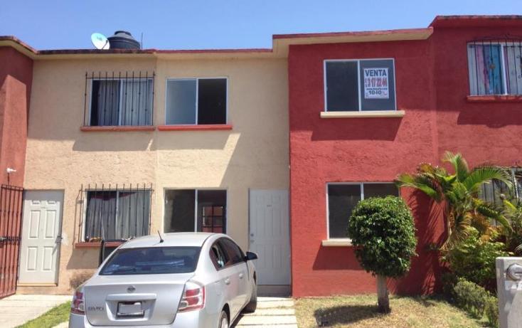 Foto de casa en venta en  357, tezoyuca, emiliano zapata, morelos, 1648846 No. 01