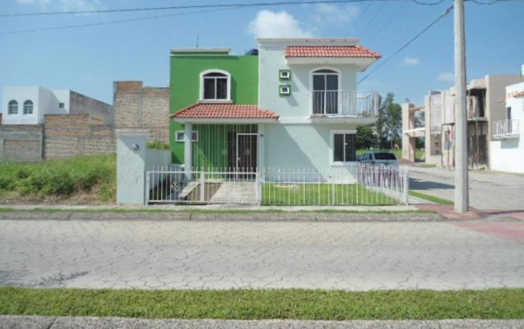 Foto de casa en venta en  36, castilla, tepic, nayarit, 394434 No. 01