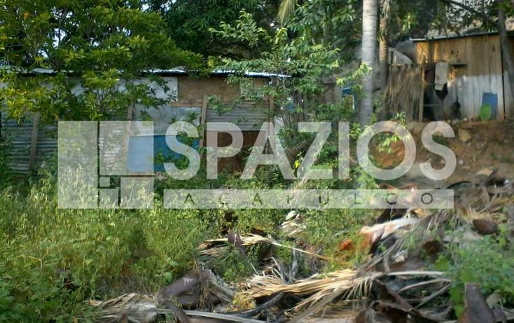 Foto de terreno habitacional en venta en  36, las playas, acapulco de juárez, guerrero, 1744619 No. 01