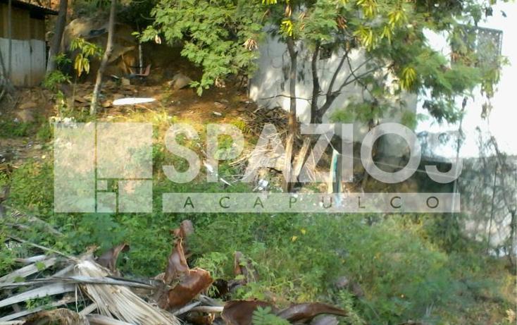 Foto de terreno habitacional en venta en  36, las playas, acapulco de juárez, guerrero, 1744619 No. 02