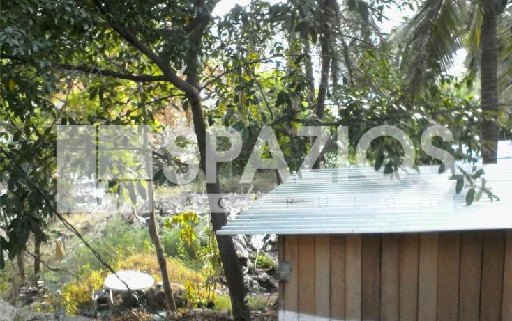 Foto de terreno habitacional en venta en  36, las playas, acapulco de juárez, guerrero, 1744619 No. 07