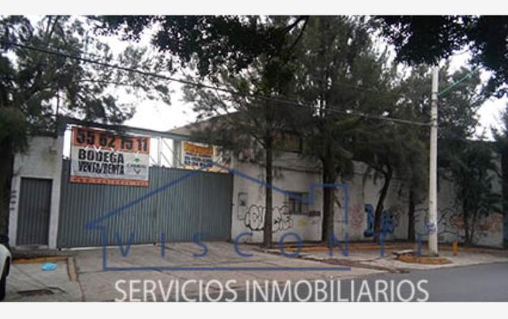 Foto de terreno industrial en renta en  36, los olivos, tláhuac, distrito federal, 1622758 No. 01