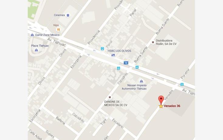 Foto de terreno industrial en renta en  36, los olivos, tláhuac, distrito federal, 1622758 No. 05