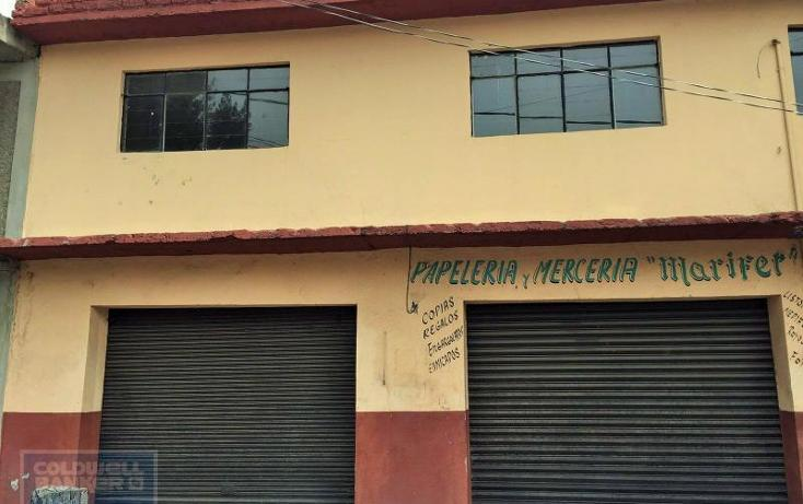 Foto de edificio en venta en  36, urbana ixhuatepec, ecatepec de morelos, méxico, 1672376 No. 01