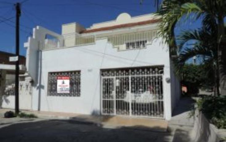 Foto de casa en venta en  3627, villa galaxia, mazatlán, sinaloa, 1794294 No. 01