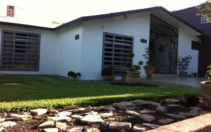 Foto de casa en venta en  3633, parques de la cañada, saltillo, coahuila de zaragoza, 370377 No. 01