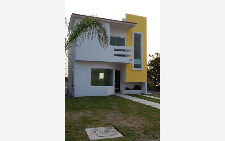 Foto de casa en venta en  3652, centro, cuautla, morelos, 1759760 No. 02