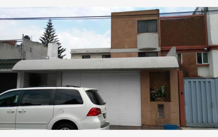 Foto de casa en venta en  37, narciso mendoza, tlalpan, distrito federal, 1979308 No. 01
