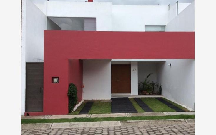 Foto de casa en venta en  37, zerezotla, san pedro cholula, puebla, 1433291 No. 01