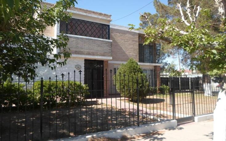 Foto de casa en venta en  3718, los nogales, ju?rez, chihuahua, 1219551 No. 04