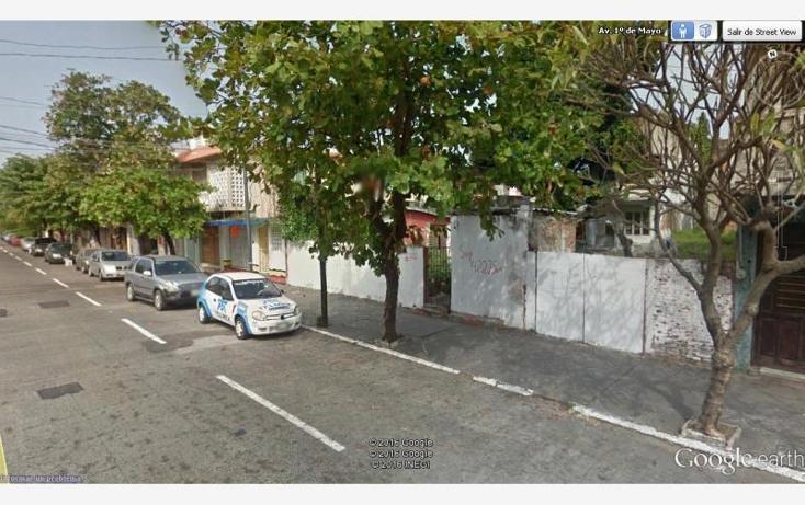 Foto de terreno habitacional en venta en 1° de mayo 372, ignacio zaragoza, veracruz, veracruz de ignacio de la llave, 1849418 No. 01