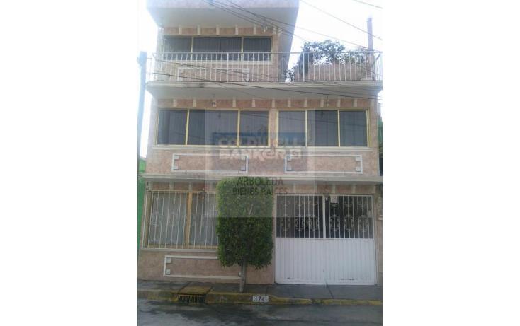 Foto de casa en venta en  374, villa de las flores 2a sección (unidad coacalco), coacalco de berriozábal, méxico, 1723230 No. 01