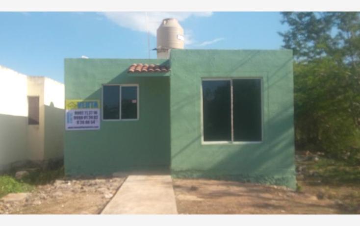 Foto de casa en venta en  376, motul de carrillo puerto centro, motul, yucatán, 966083 No. 01