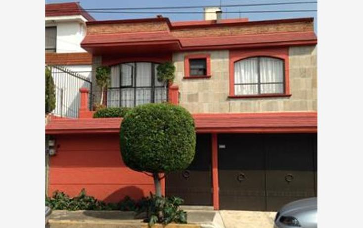 Foto de casa en venta en  38, bosque residencial del sur, xochimilco, distrito federal, 613216 No. 01
