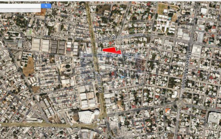 Foto de terreno habitacional en venta en 38, buenavista, mérida, yucatán, 1754218 no 02