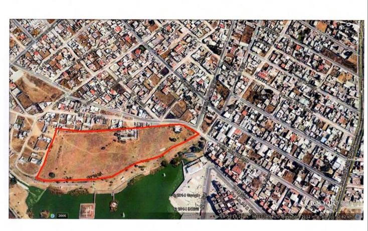 Foto de terreno habitacional en venta en  38 y 39, chapulco, puebla, puebla, 958877 No. 02