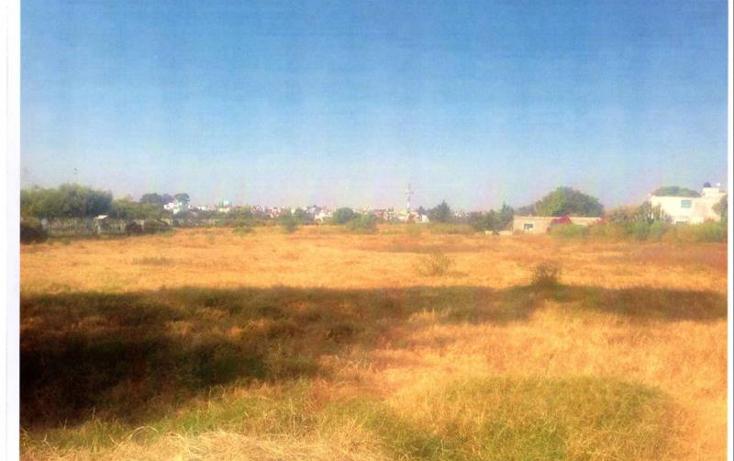 Foto de terreno habitacional en venta en  38 y 39, chapulco, puebla, puebla, 958877 No. 04