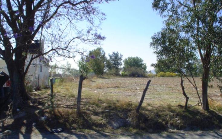Foto de terreno industrial en venta en  380, el baj?o, zapopan, jalisco, 615575 No. 02